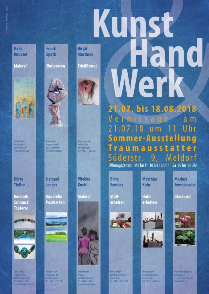 Kunst & Handwerk 2018